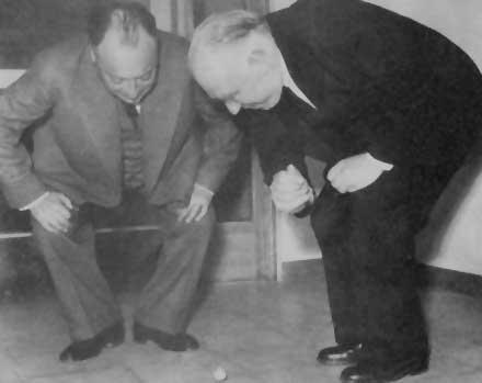 Bohr and Pauli