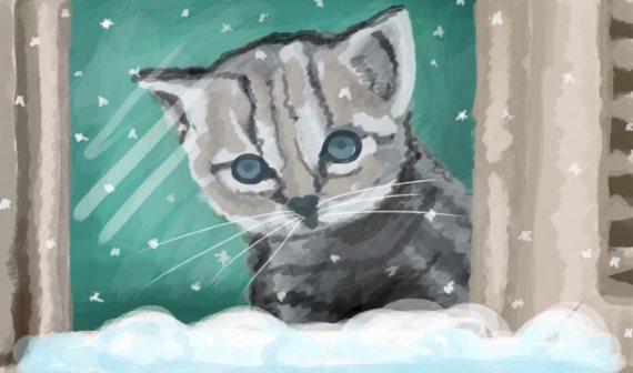 Szaruś, Dżafar i kwatrnionowy śnieg